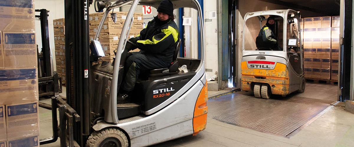 Our Clients & Case Studies - Lineage Logistics